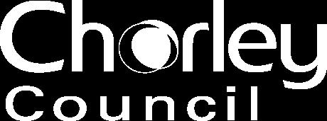 Chorley Logo in White